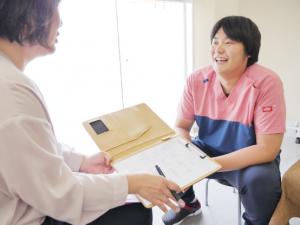 産後骨盤矯正中田先生カウンセリング