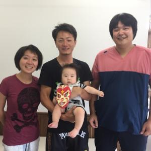 パパとママとお子様と一緒に産後骨盤矯正